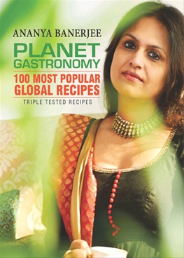 Planet Gastronomy 100 Most Popular Global Receipes