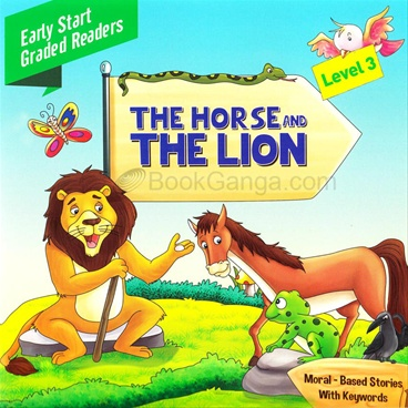The Horse And The Lion - Level 3
