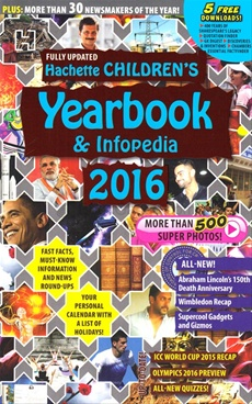 Hachette Children's Yearbook And Infopedia 2016