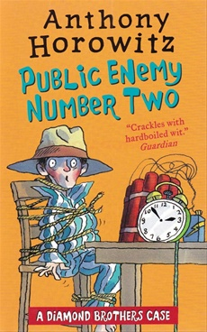 A Diamond Brothers Case : Public Enemy Number Two