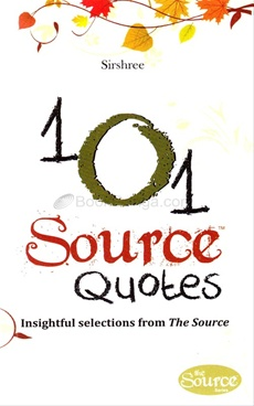 101 Source Quotes