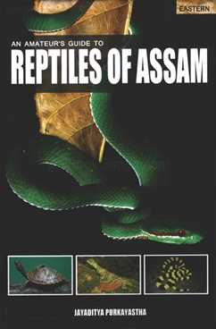 An Amateur's Guide To Reptiles Of Assam (Hard Cover)