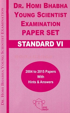 Young Scientist Examination Paper Set Std. 6th