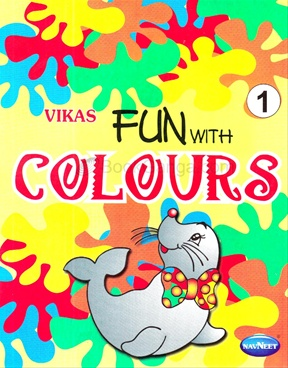 Vikas Fun With Colours 1