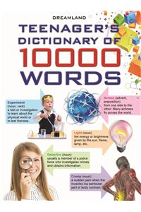 Teenagers Dictionary Of 10000 Words