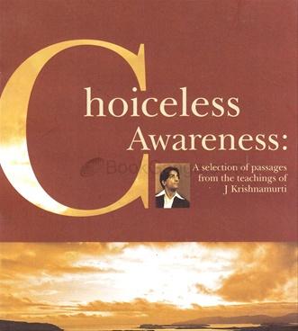 CHOICELESS AWARENESS BOOK