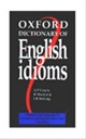 Oxford Dictionary Of English Idoms