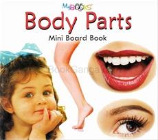 Body Parts Mini Board Book