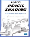 Learn Pencil Shading Landscapes & Objects - 1