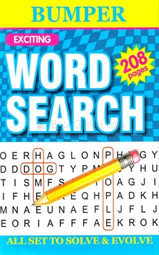 Word Search Puzzles - Exciting