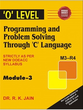 Programming & Problem Solving Through C Language