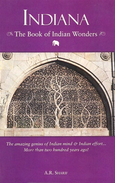 Indiana : The Book of Indian Wonders