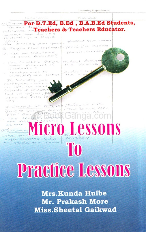 Micro Lessons To Practice Lessons