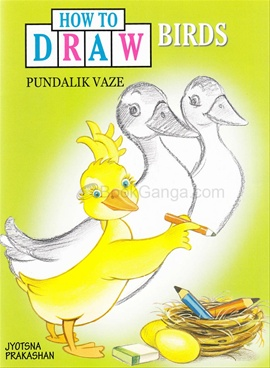 How to Draw Animals, Birds & Vehicles