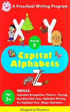 Capital Alphabets Book 6