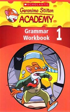 Geronimo Stilton Academy Vocabulary Workbook Level 1