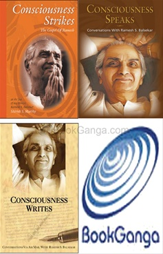 Consciousness Is All There Is [Set of 3 Books]