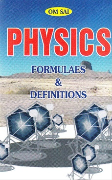 Physics Formulaes & Definitions