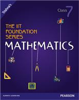 The IIT Foundation Series Mathematics Class 7