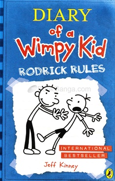 Diary of a Wimpy Kid: Rodrick Rules: Book - 2