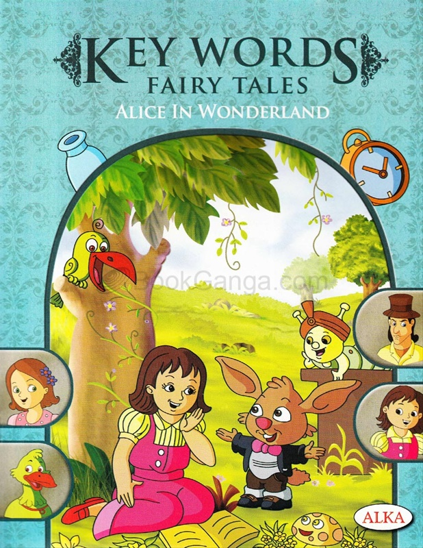 The Red Book Of Key Words Fairy Tales