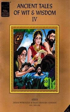 Ancient Tales Of Wit & Wisdom 4