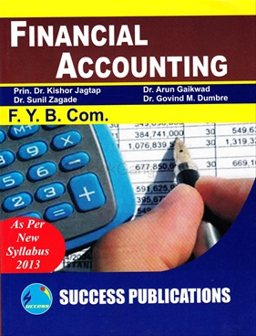 Financial Accounting F.Y.B.Com