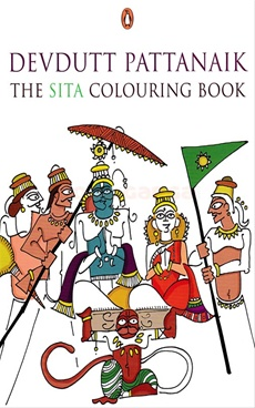 The Sita Colouring Book