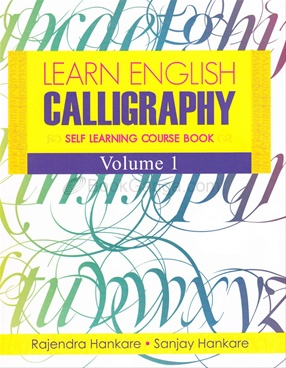 Learn English Calligraphy Volume I