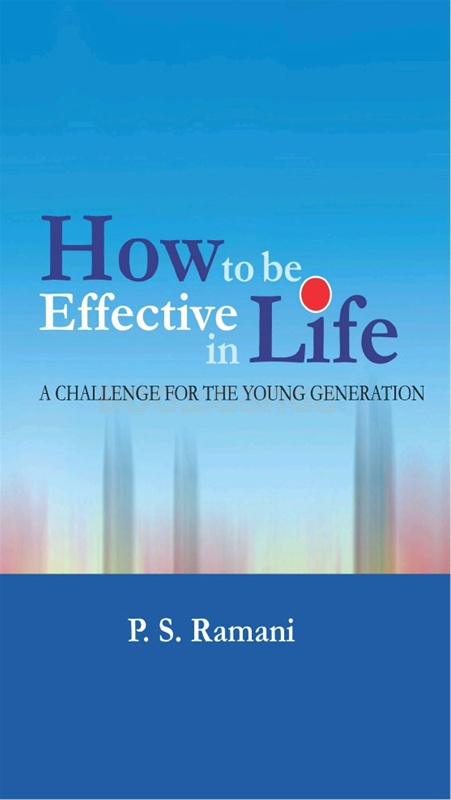How to be Effective in Life