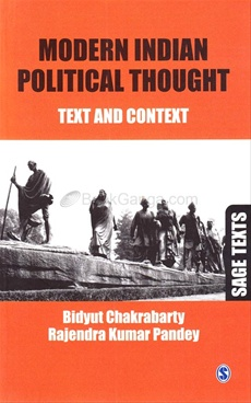 MODERN INDIAN POLITICAL THOUGHT TEXT AND CONTEXT