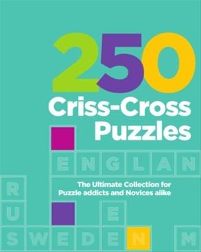 250 CRISS CROSS PUZZLES