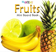 Fruits Mini Board Book