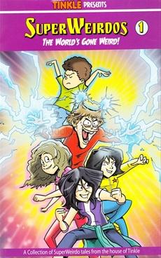 Super Weirdos - The Worlds Gone Weird!