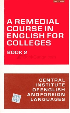 Remedial Course In English For Colleges