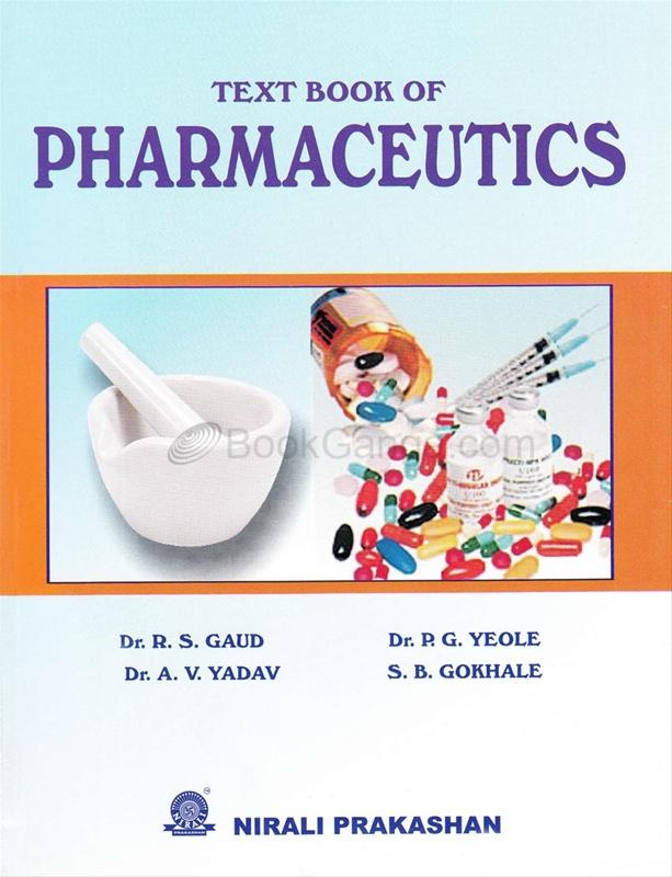 Text Book Of Pharmaceutics