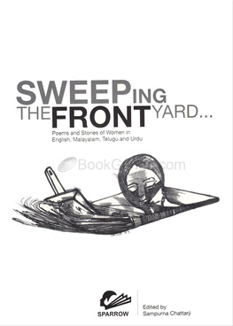 Sweeping The Front Yard