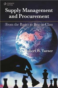 Supply Management and Procurement (HB)