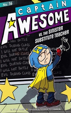 Captain Awesome vs. the Sinister Substitute Teacher