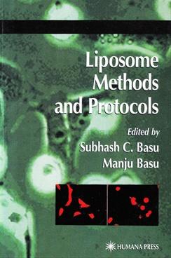 Liposome Methods And Protocols