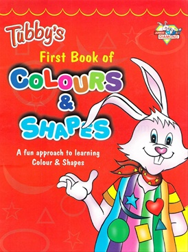 Tubby's First Book Of Colours And Shapes