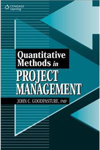 Quantitative Methods in Project Management ( HB)