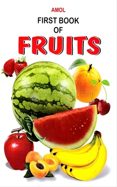First Book Of Fruits