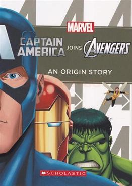 Captain America Joins The Avengers
