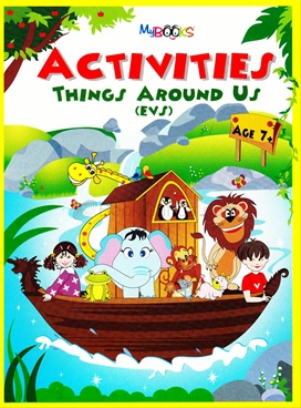 Activities Things Around Us EVS 2