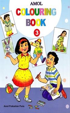 Colouring Book 3