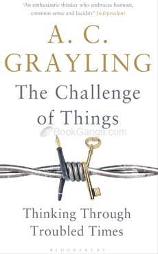 The Challenge of Things: Thinking Through Troubled Times