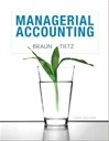 Managerial Accounting,3e