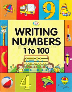 Writing Numbers 1 To 100