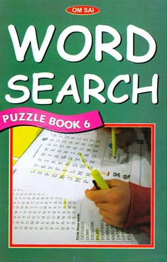 Word Search Puzzle Book 6